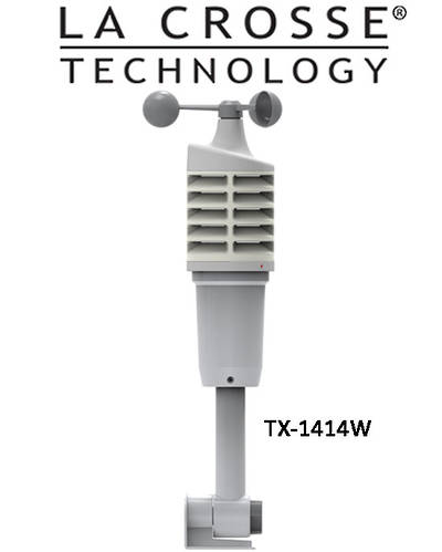 TX141W Wind Sensor for 327-1414W