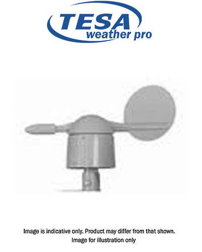 TX81WD TESA Weather WHITE WIND DIRECTION UNIT + LEAD for WS1081-V1