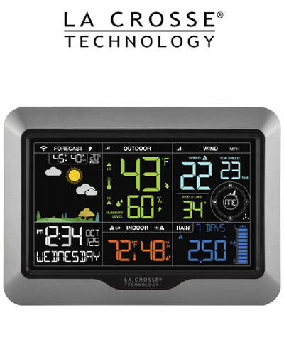 V40-PRO Wireless WiFi Professional Weather Station