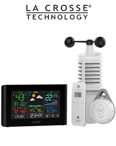 S82950 WIFI WIND WEATHER STATION ACCUWEATHER FORECAST