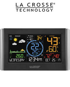 V22-WRTH La Crosse Professional WIFI Weather Station
